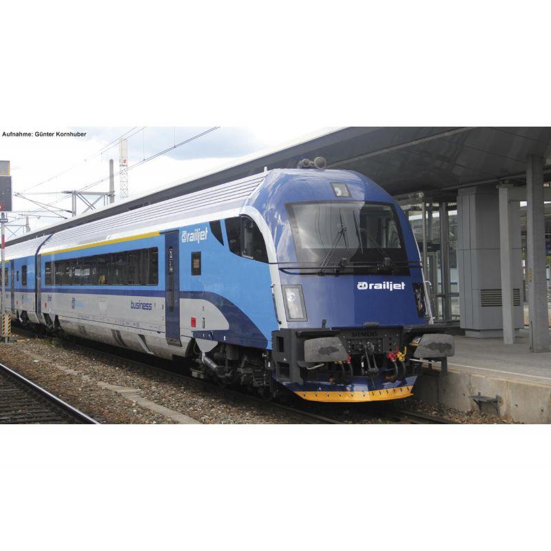 Piko 57671 Vezérlőkocsi Railjet 1.o. CD VI