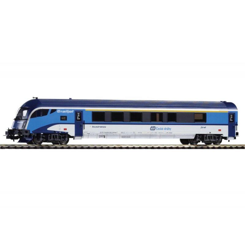 Piko 57671 Vezérlőkocsi Railjet 1.o., CD VI