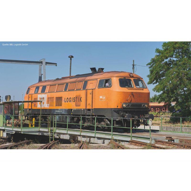 PIKO 57904 dízelmozdony BR 225 BBL VI + DSS 8pol.