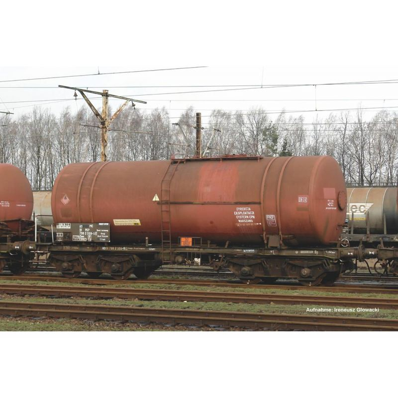 Piko 58450 tartálykocsi Zas (406R) PKP IV