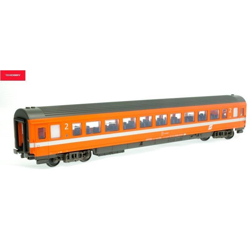 Piko 58660 Gyorsvonati személykocsi 2.o. Bmz Eurofima, ÖBB IV