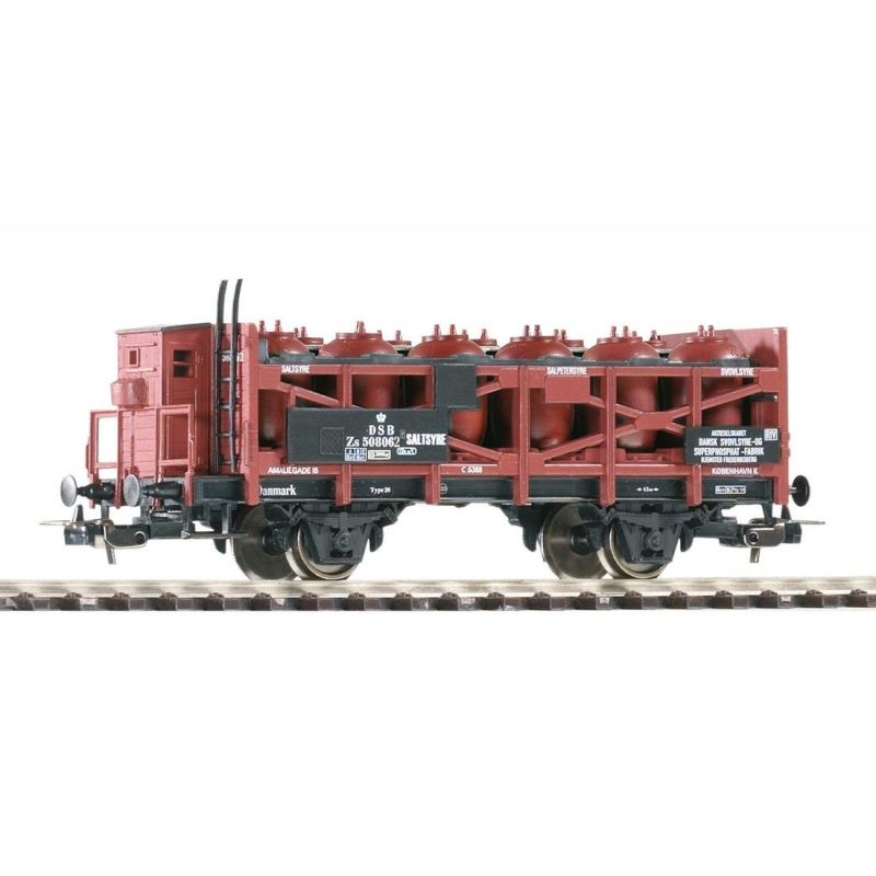 Piko 58914 sav szállító teherkocsi Dansk DSB III