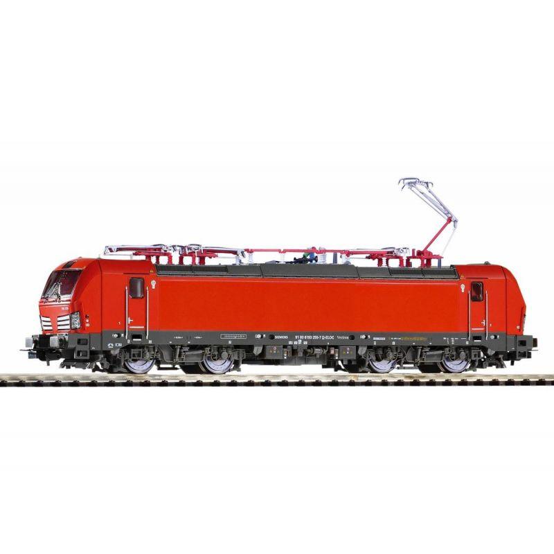 Piko 59184 Villanymozdony BR 193 255-7 Vectron, négyáramszedős, DB AG VI