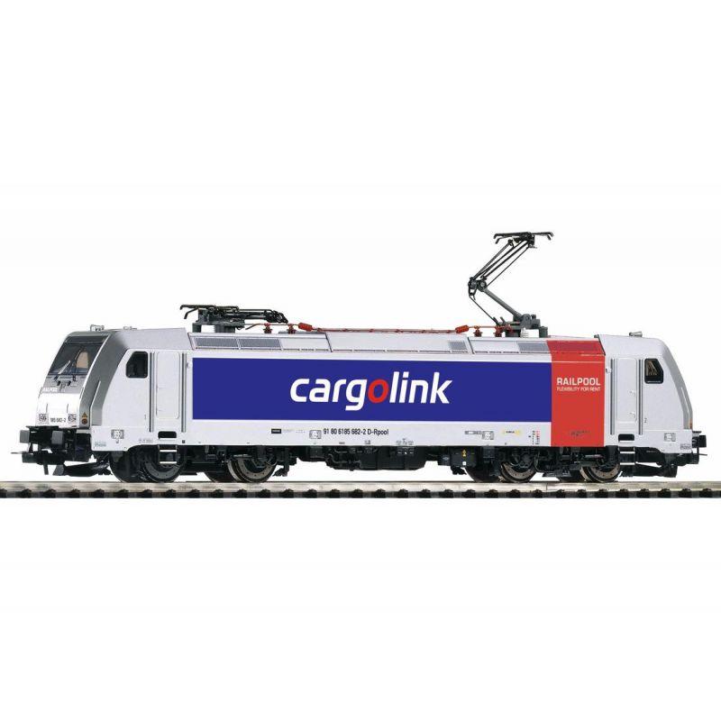 Piko 59558 Villanymozdony BR 185.2 Cargolink VI