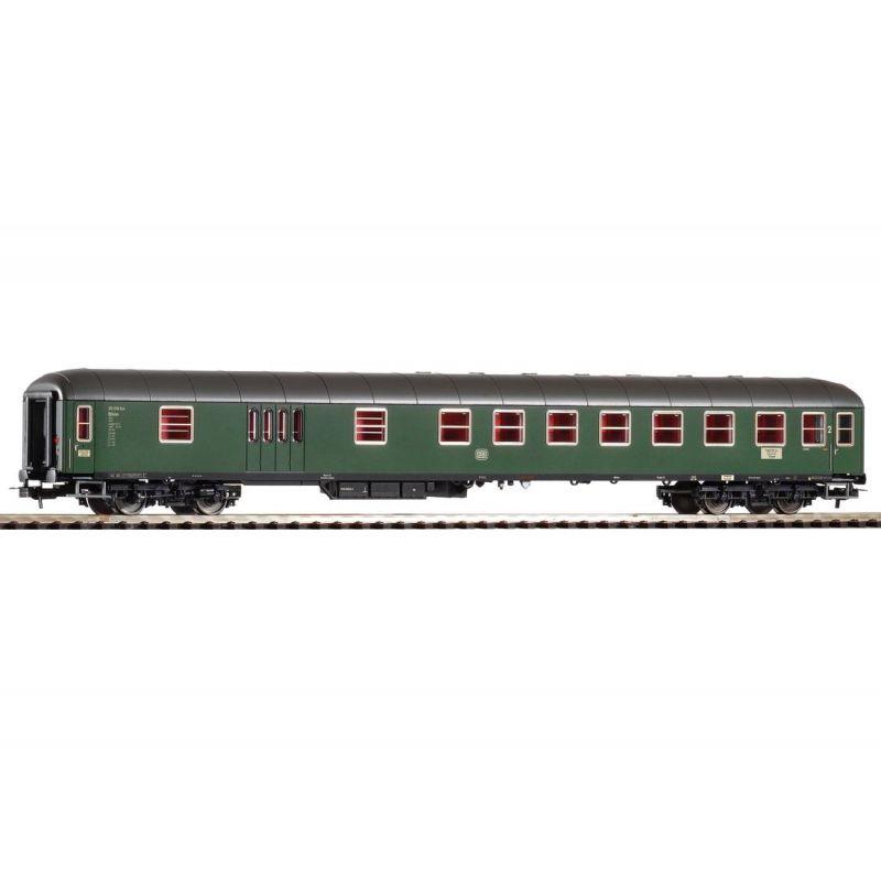 Piko 59641 Gyorsvonati kocsi poggyászszakasszal 2.o. BDms272, DB III