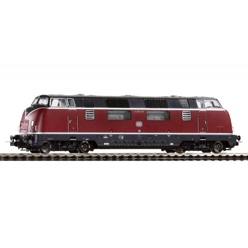 Piko 59710 Dízelmozdony V 200 072, DB III