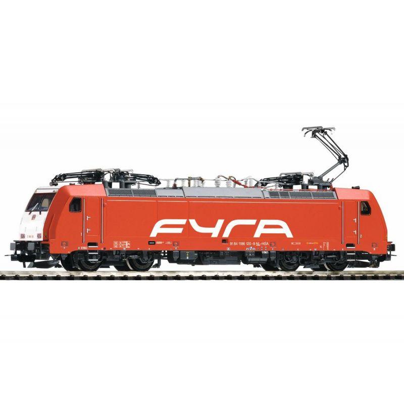Piko 59955 Villanymozdony BR 186 FYRA VI