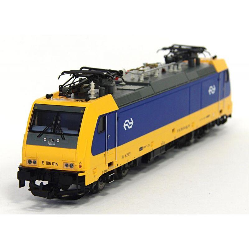 Piko 59962 Villanymozdony BR 186 019-3 TRAXX, NS VI, négyáramszedős 2. pályaszám