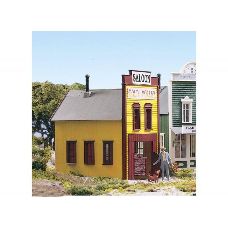Piko 62218 Gold Dollar Saloon, Pleasantown Collection