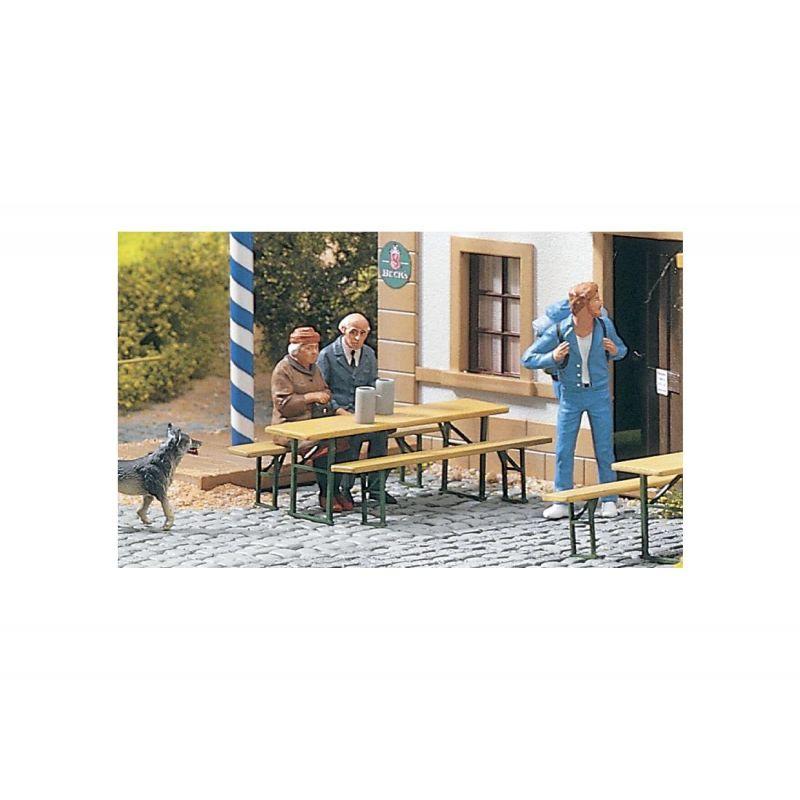Piko 62282 Sörpadok, asztalok