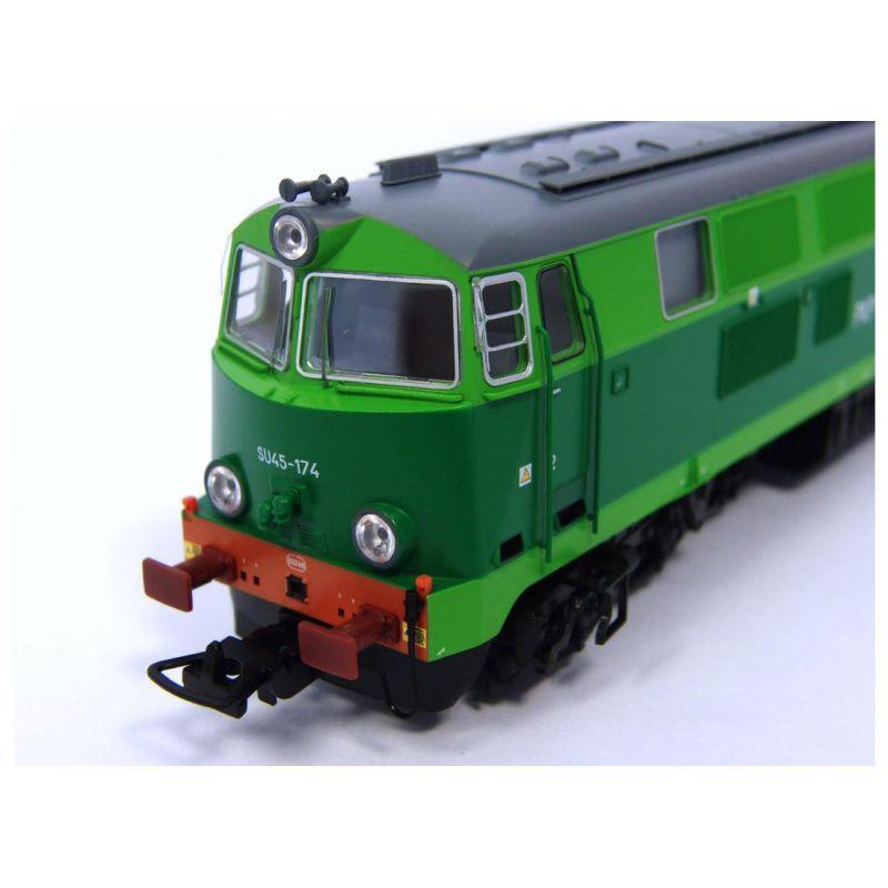 Piko 96301 Dízelmozdony SU 45-100, PKP V