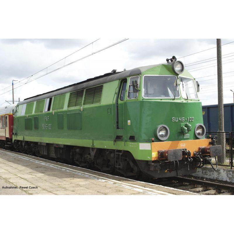 Piko 96301 Dízelmozdony SU 45-100 PKP V