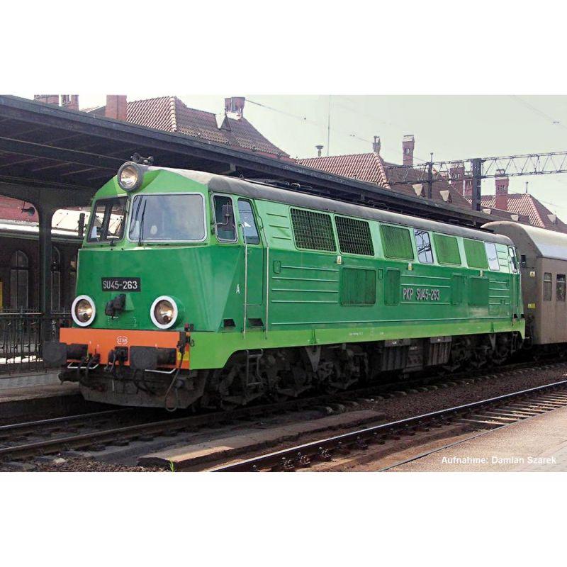 Piko 96304 Dízelmozdony SU45-263, PKP Cargo V
