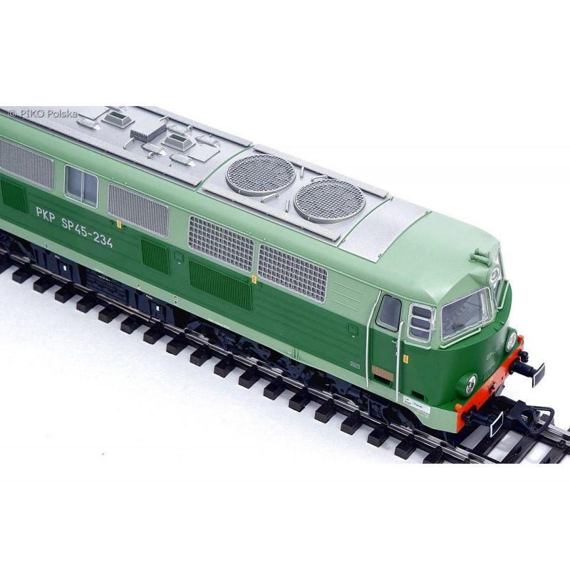 Piko 96306 Dízelmozdony SP45-234, PKP IV