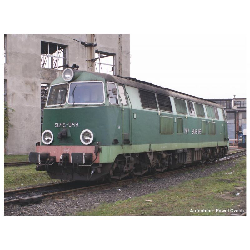 Piko 96307 Dízelmozdony SU45-048, PR (PKP) V