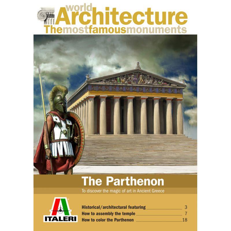 68001 ITALERI PARTHENON