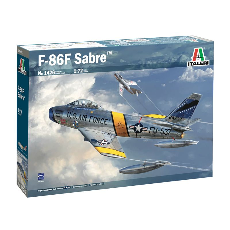 1426S ITALERI F. 86 F Sabre 1:72