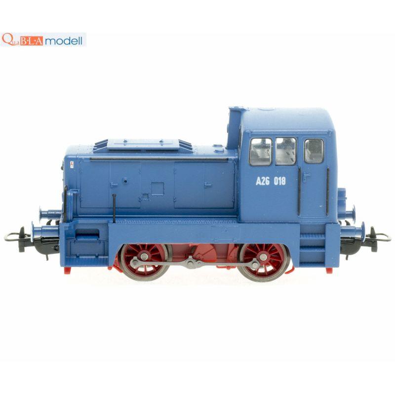QuaBLA 11266 Dízelmozdony A26 018, Bakonyi Erőmű (Ajka) V