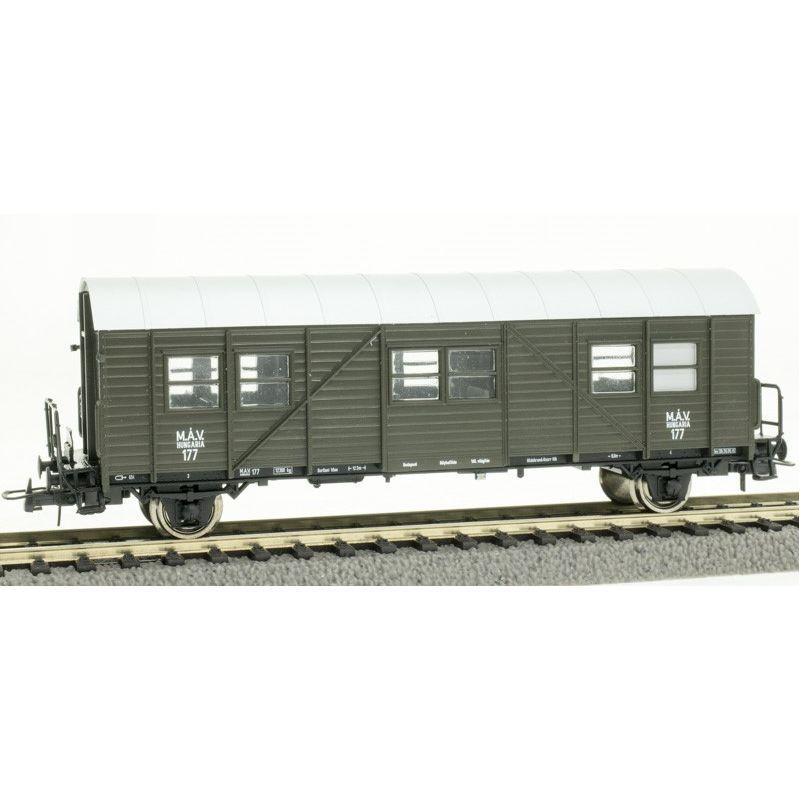 QuaBLA 21258 Szükség személykocsi 177, MÁV HUNGÁRIA II-III
