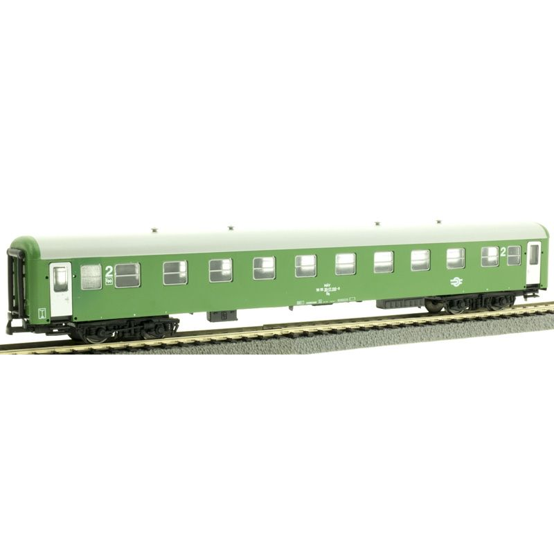 QuaBLA 22148 Személykocsi 2.o. By, MÁV IV, 180-0