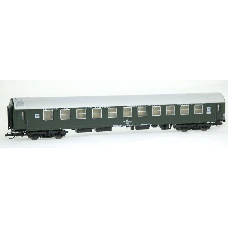 QuaBLA 71115 Kormányzati hálókocsi WLAB, MÁV V