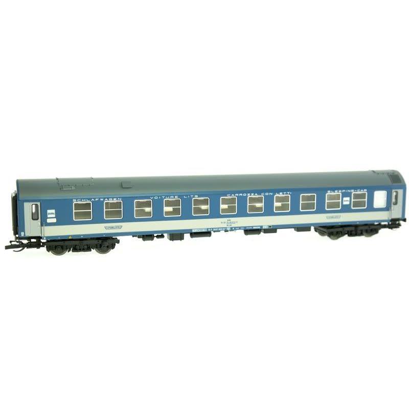 QuaBLA 71117 Hálókocsi WLAB, MÁV V, 2. pályaszám