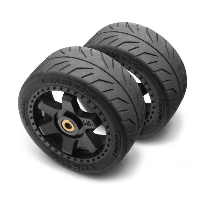 QuantumR Flux 4S 1/8 4WD Race Truck - Grey