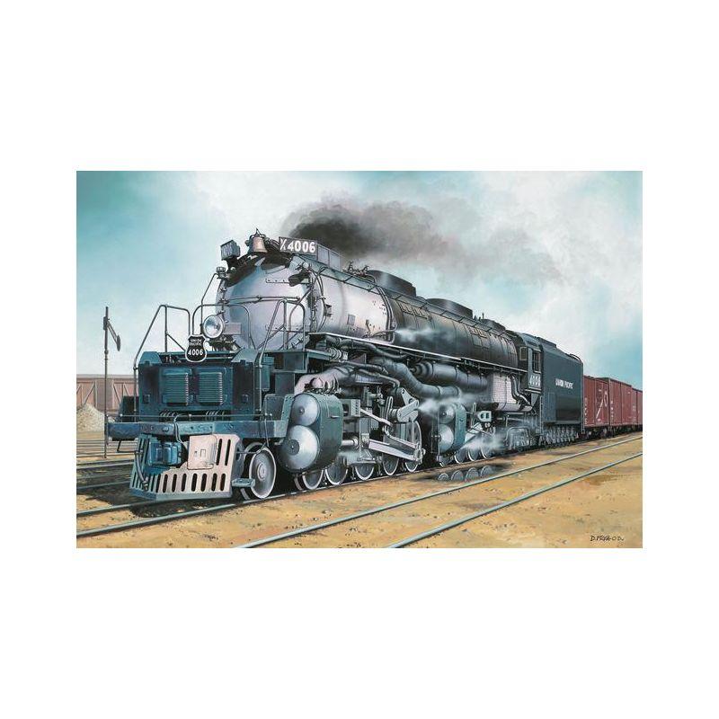 Revell 02165 Big Boy gőzmozdony makett
