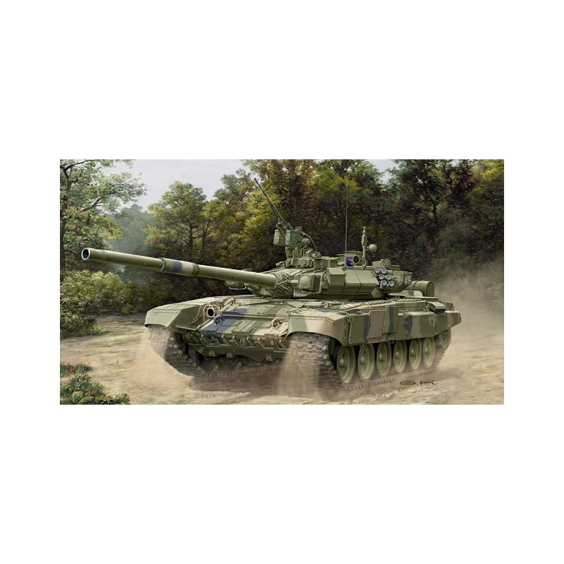Revell 03190 Russian Battle Tank T-90 1:72
