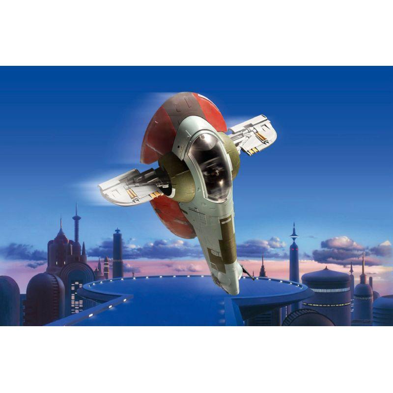 Revell 03610 Star Wars Slave I, Boba Fett űrhajója