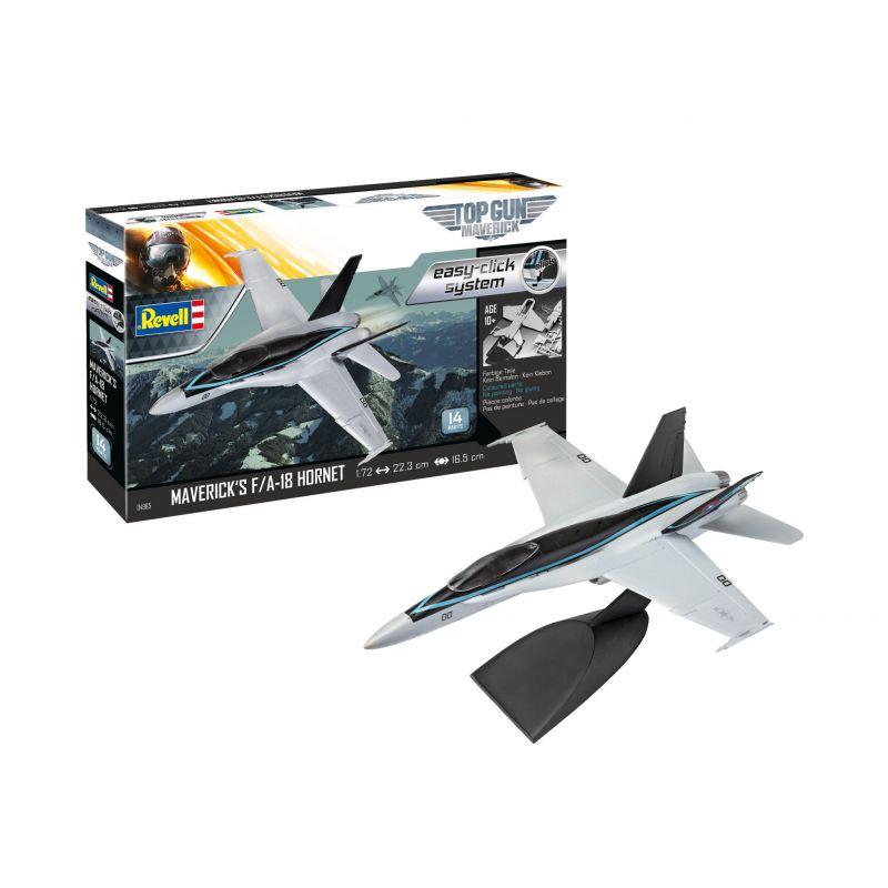 Mavericks F/A-18 Hornet Top Gun - easy click