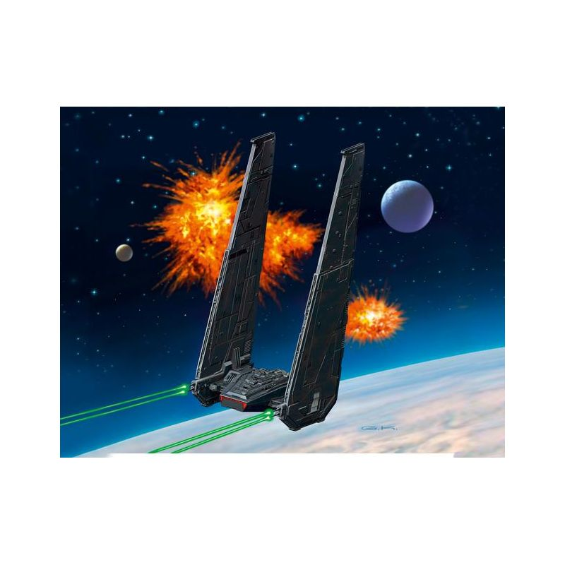 Revell 06695 Kylo Ren´s Command Shuttle