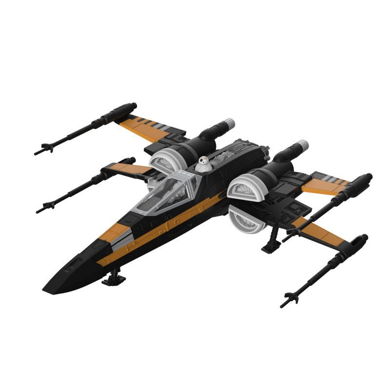 Revell 06777 Poes Boosted X-wing Fighter