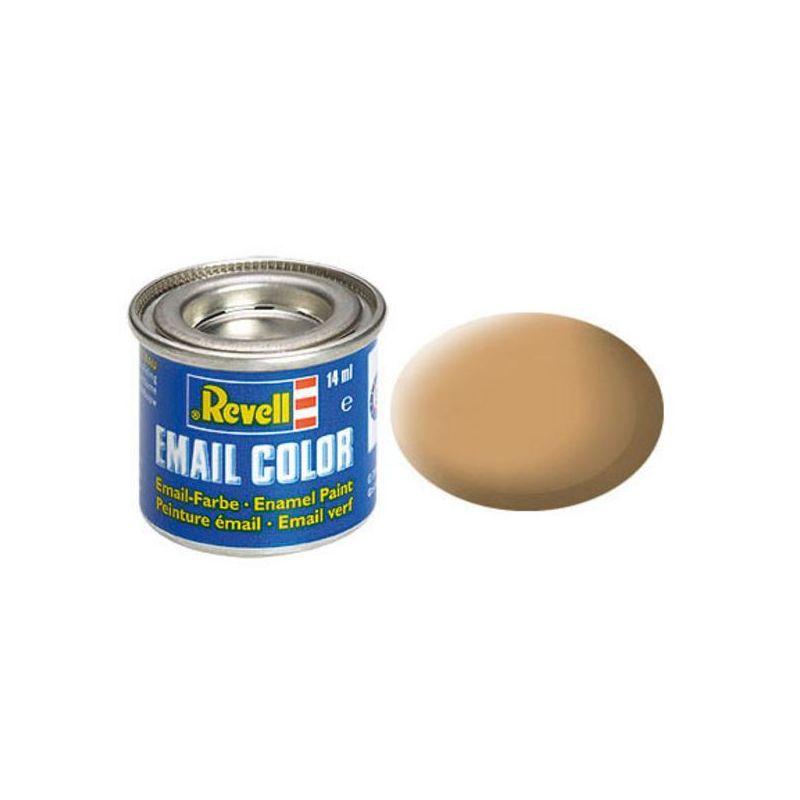 Revell 32117 africa-barna matt makett festék