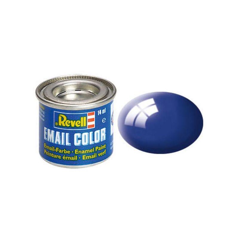Revell 32151 ultramarine-kék fényes makett festék