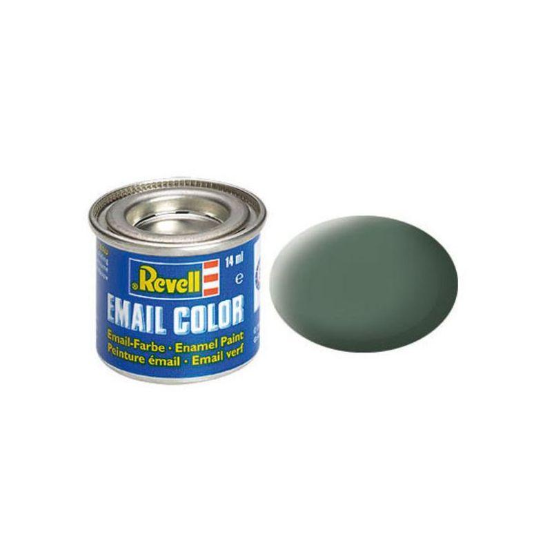 Revell 32167 zöldish szürke matt makett festék