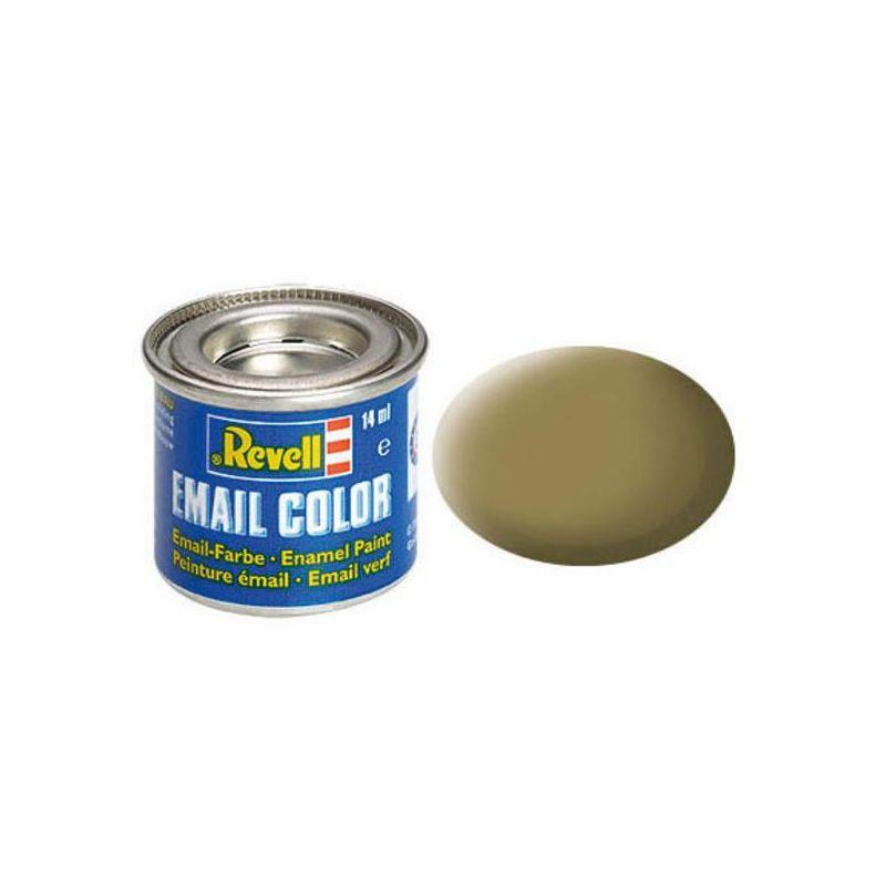 Revell 32186 olive barna matt makett festék