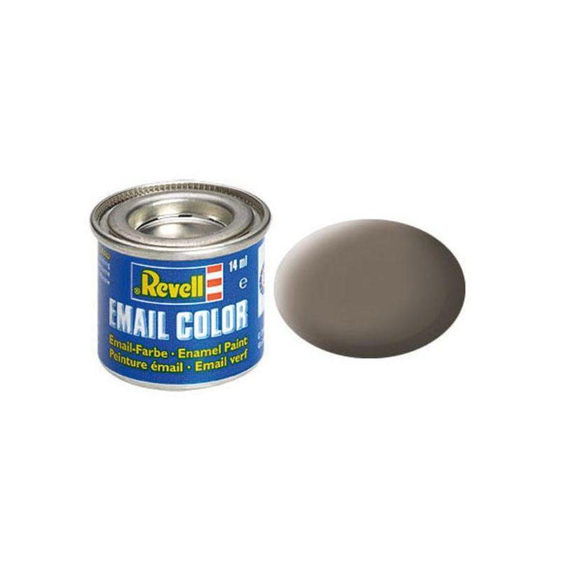 Revell 32187 earth barna matt makett festék