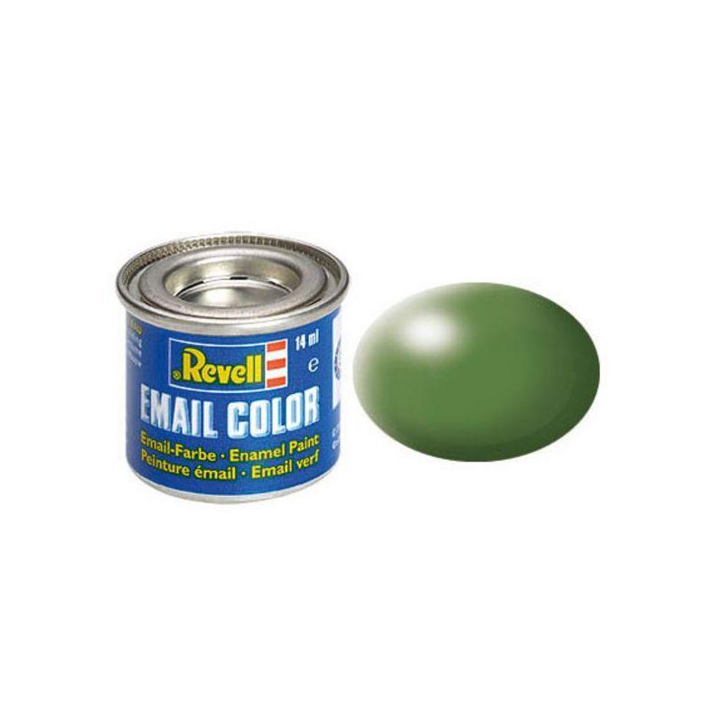 Revell 32360 zöld selyem makett festék