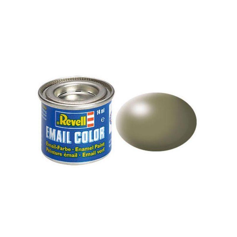 Revell 32362 szürke zöld selyem makett festék