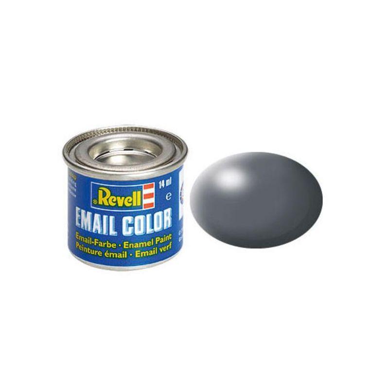 Revell 32378 sötét szürke selyem makett festék