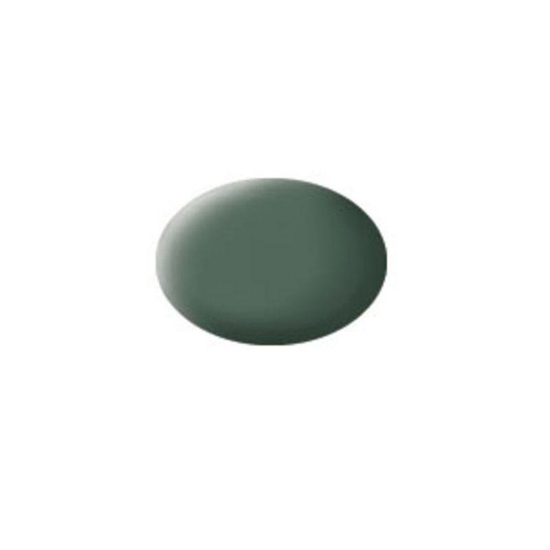 Revell 36167 Aqua zöldish szürke matt makett festé