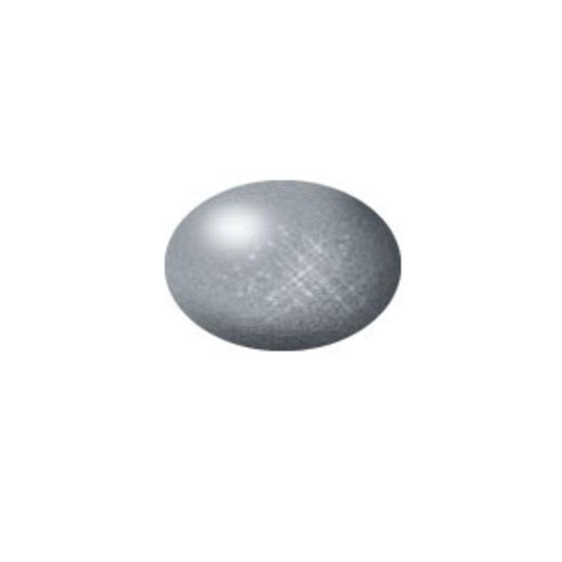 Revell 36191 Aqua steel metallic makett festék