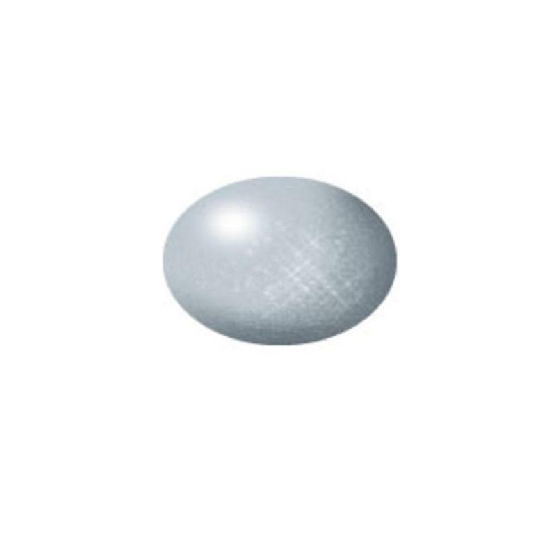 Revell 36199 Aqua aluminium metallic makett festék