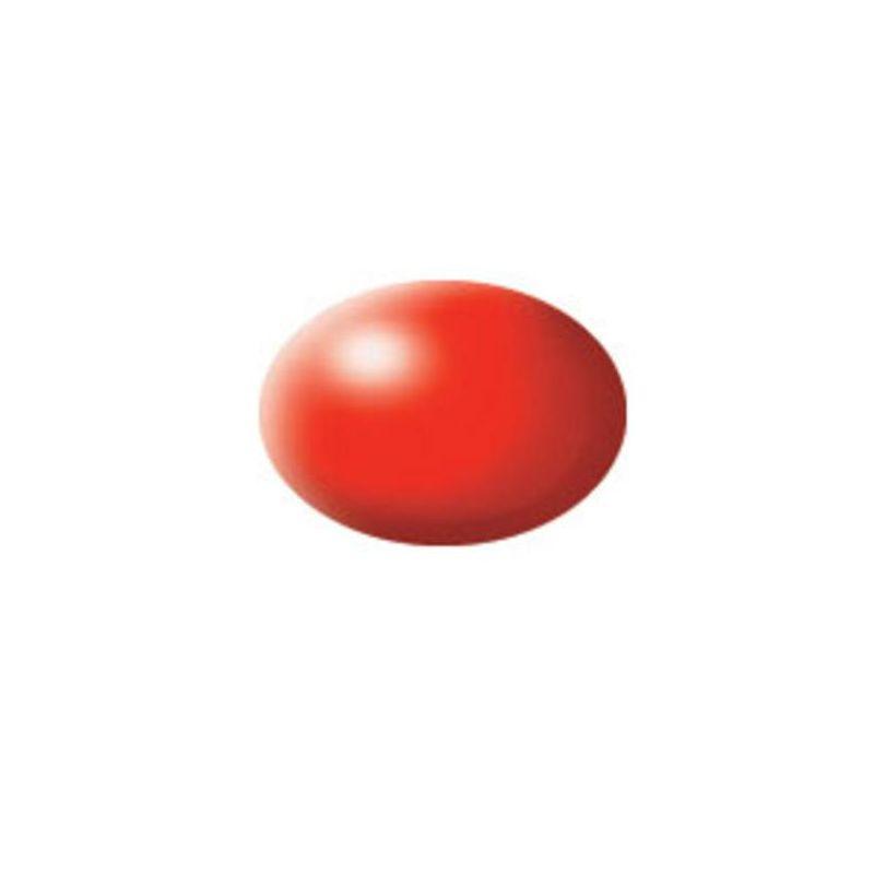 Revell 36332 Aqua luminous piros selyem makett festék
