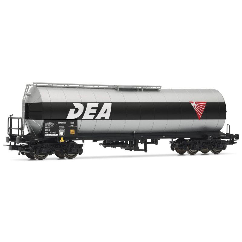 Rivarossi HR6400 Tartálykocsi fékhíddal DEA, DB IV