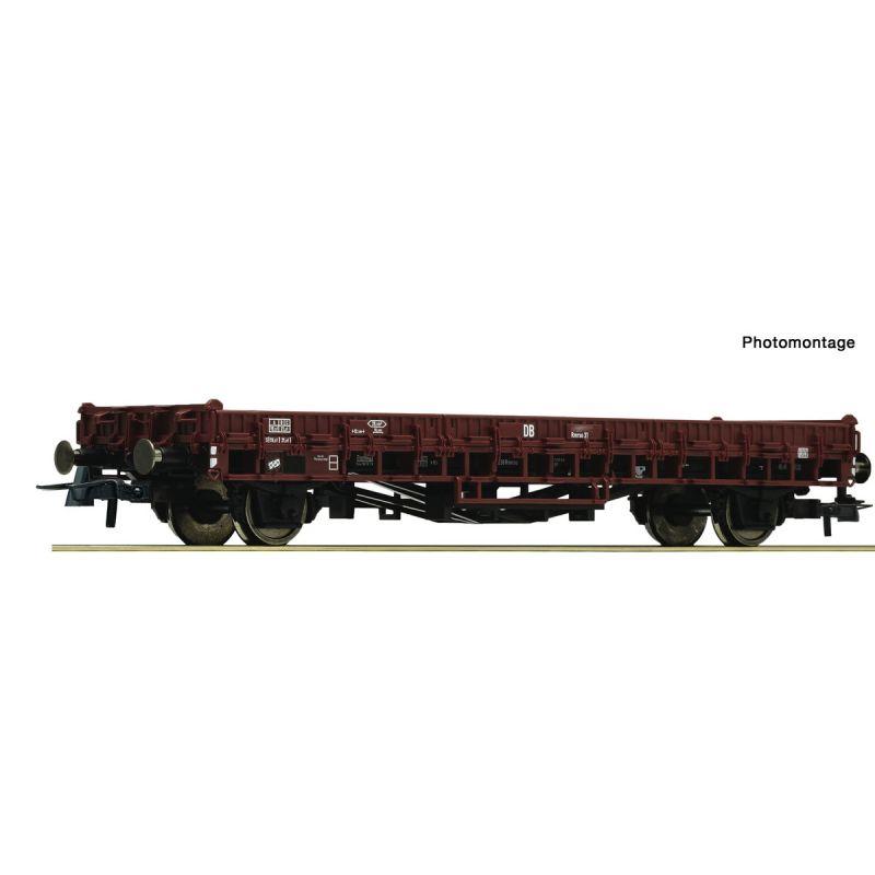 Roco 76313 Pőrekocsi Rmrso, DB IV