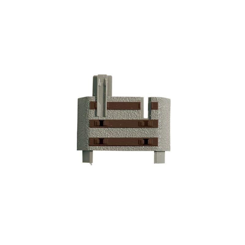 Roco 61183 Lezáró és összekötő készlet flexibilis sínhez