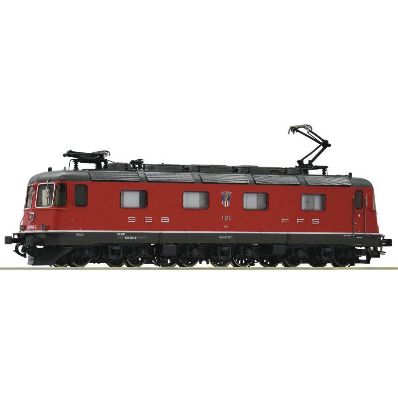Roco 72602 Villanymozdony Re 620 11618, SBB VI