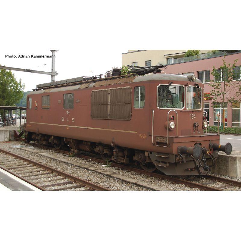 Roco 73783 Villanymozdony Re 4/4 194, BLS VI, hangdekóderrel